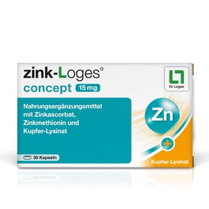 zink-Loges® concept 15 mg