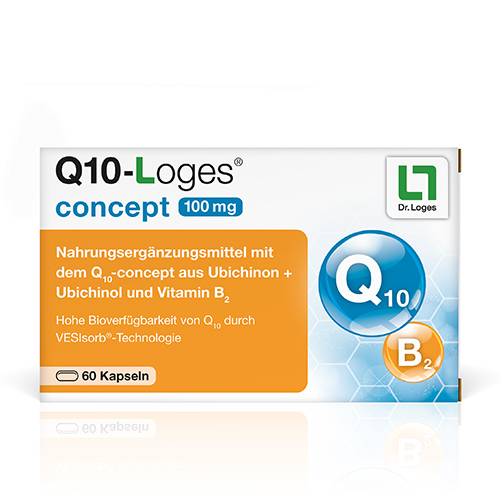 Q10-Loges® concept 100 mg
